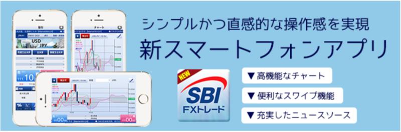 SBIFXトレード取引ツール3