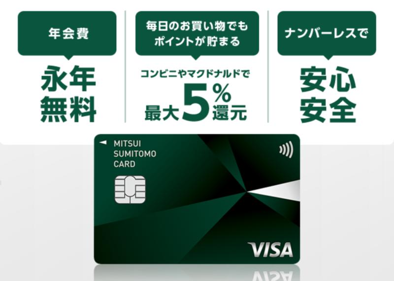 クレジットカードを利用した積立でVポイントが貯まる