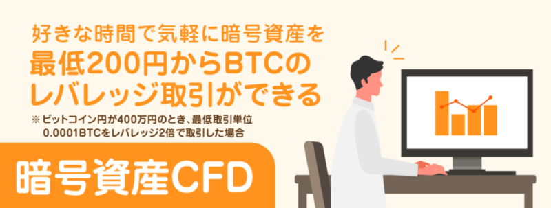 SBIFXトレード-暗号資産CFD